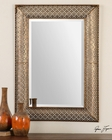 Uttermost Ariston Stamped Metal Mirror UT-13871