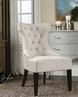 Uttermost Arlette Tufted Wing Chair UT-23239