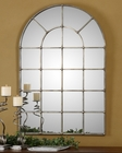 Uttermost Barwell Arch Window Mirror UT-12875