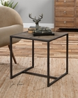 Uttermost Bomani Wood End Table UT-24457