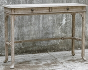 Uttermost Bridgely Wooden Console Table UT-25659