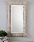 Uttermost Castelvetere Carved Wood Mirror UT-13918
