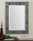 Uttermost Celestine Dark Gray Mirror UT-14480