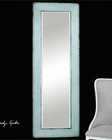 Uttermost Chasity Light Blue Leaner Mirror UT-09523