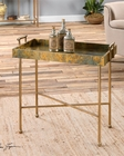 Uttermost Couper Oxidized Tray Table UT-24448