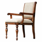 Uttermost Danek Honey Stained Armchair UT-23648