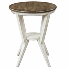 Uttermost Delino Round Side Table UT-25915