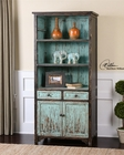 Uttermost Dunixi Distressed Bookcase UT-24414