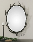 Uttermost Esher Oval Metal Mirror UT-07680