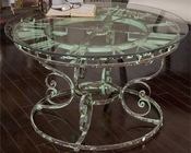 Uttermost Gilbertine Clock Table UT-24349