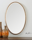 Uttermost Herleva Gold Oval Mirror UT-12894