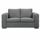 Uttermost Inari Stonewashed Gray Loveseat UT-23259