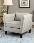 Uttermost Izaak Modern Armchair UT-23250