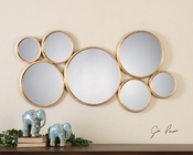 Uttermost Kanna Gold Wall Mirror UT-13934