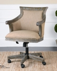 Uttermost Kimalina Linen Accent Chair UT-23175