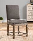 Uttermost Laurens Gray Accent Chair UT-23215