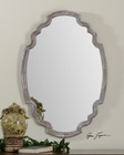 Uttermost Ludovica Aged Wood Mirror UT-14483