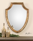Uttermost Lumarzo Antiqued Gold Mirror UT-12904