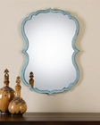 Uttermost Nicola Light Blue Mirror UT-13925