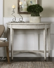 Uttermost Parisio Demilune Console Table UT-24535
