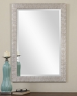 Uttermost Porcius Antiqued Silver Mirror UT-14495