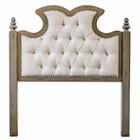 Uttermost Radcliff Tufted Queen Headboard UT-23700