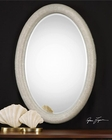 Uttermost Romilly Oval Silver Mirror UT-14251