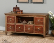 Uttermost Ryon Weathered TV Console UT-24483