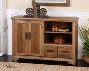 Uttermost Sadler Natural Finish TV Console UT-24484
