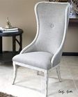 Uttermost Selam Aged Wing Chair UT-23218