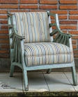 Uttermost Surata Exposed Wood Accent Chair UT-23637