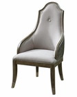 Uttermost Sylvana Gray Accent Chair UT-23161