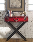 Uttermost Taggart Red Console Table UT-24379