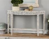 Uttermost Tavia Stone Gray Console Table UT-24444