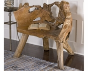 Uttermost Teak Root Chair UT-25607