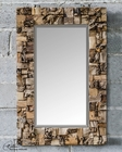 Uttermost Thatcher Teak Root Mirror UT-05031