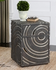 Uttermost Toma Modern Side Table UT-24377