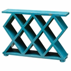 Uttermost Tomek Blue Console Table UT-25699
