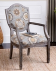 Uttermost Valene Weathered Accent Chair UT-23174