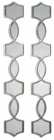 Uttermost Vizela Metal Mirrors Set/2 UT-12856