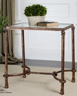Uttermost Warring Iron End Table UT-24334