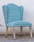 Uttermost Winesett Blue Armless Chair UT-23618