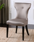 Uttermost Wynter Satin Armless Chair UT-23198