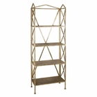 Uttermost Yulia Antique Gold Etagere UT-24587