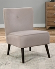 Uttermost Zaine Modern Armless Chair UT-23201