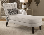 Uttermost Zea Chaise Lounge UT-23162