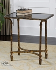 Uttermost Zion Metal End Table UT-24363