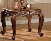 Venice Traditional Square End Table CO700467