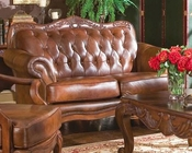 Victoria Button Tufted Love Seat CO500682