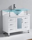 Vincente 36in Single Vanity in White by Virtu USA VU-MS-36-WH